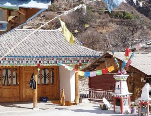 Tibetan Homestay in Yunnan