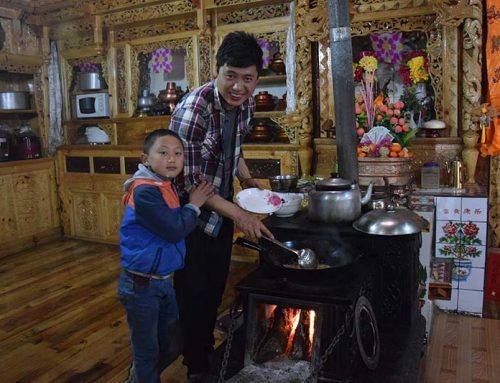 Tibetan Homestay in Jiabe