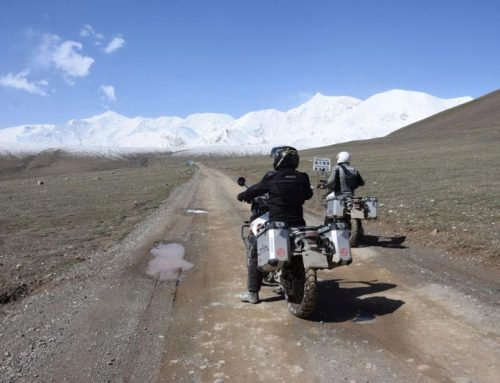 Bike Hacks – Tips & tricks for presetting your motorcycle for a China motorcycle tour
